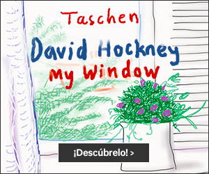 David Hockney, My Window