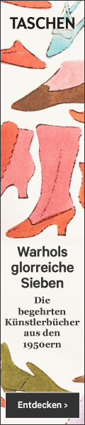 Andy Warhol. Seven Illustrated Books 1952–1959